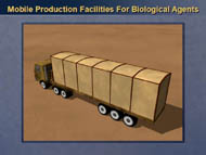 slide 22 mobile production facilities for biological weapons