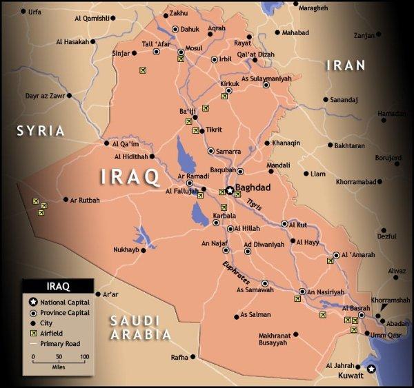 source iraq maps general globalsecurityorg